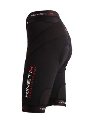 Compression Cycling Shorts – Full Black