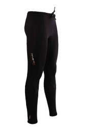 Compression Long Tights – Full Black