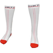 Compression Recovery Socks – White
