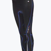 Compression Recovery Tights Women – Full Black